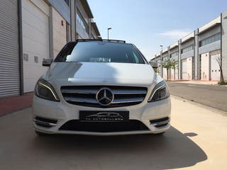 Mercedes-Benz Clase B 180 7G