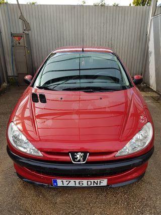Peugeot 206 Año 2005 1.4 75 cv