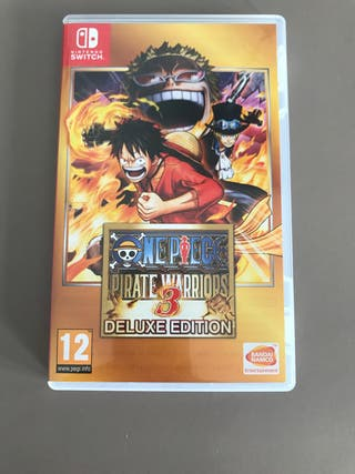 One Piece Pirate Juego Switch