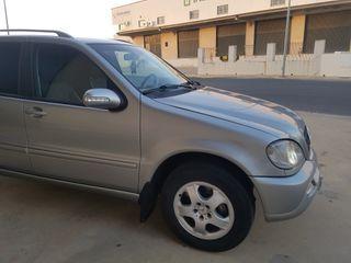 Mercedes-benz Clase Ml 270 cdi 2003