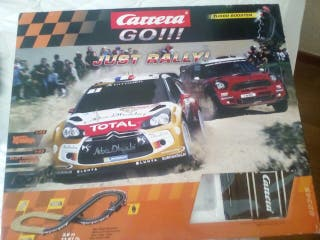 Carrera Go Just Rally
