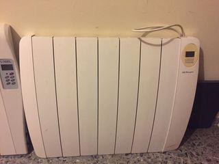 2 Radiador calefacción de bajo consumo