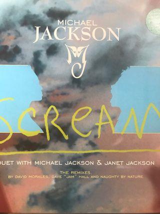 Michael jackson janet Scream
