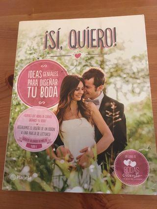 Libro organizacion bodas