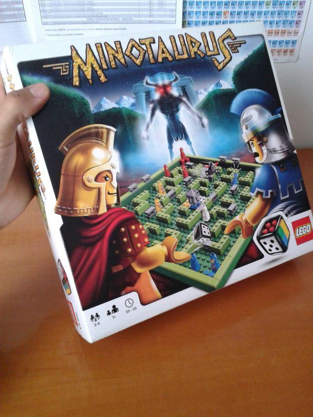 Juego De Mesa Lego Minotaurus De Segunda Mano Por 10 En Pontevedra