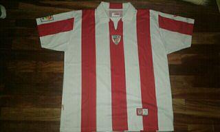 camiseta ATHLETIC futbol 2007-08
