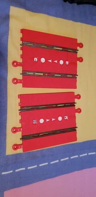 Scalextric accesorios.