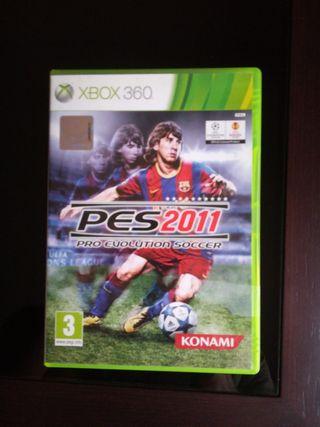 PES2011 XBOX 360