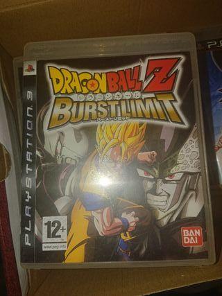 dragon ball burslimit ps3