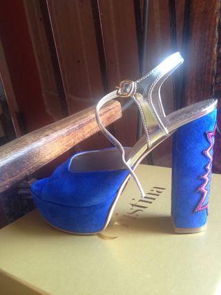 Zapatos 38 Firma Cristina