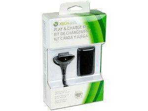 Kit carga mando xbox 360