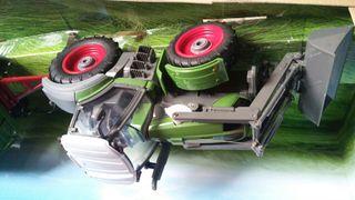 Tractor juguete..radio control