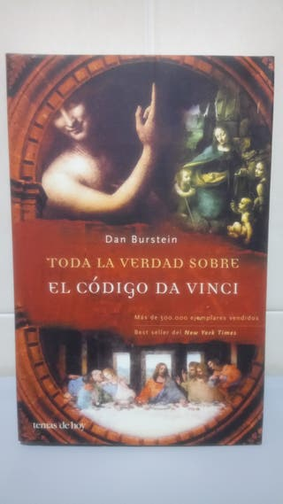 Libro Toda la verdad sobre el código da Vinci