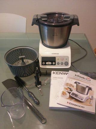KCook Kenwood. Robot de cocina