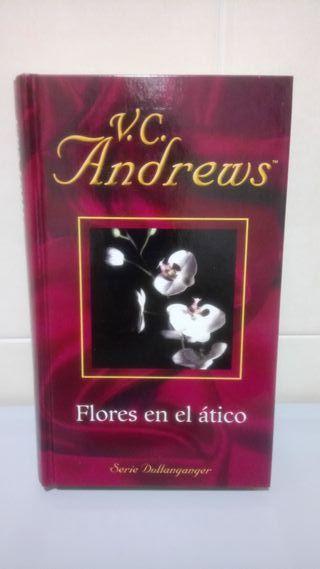 Libro Flores en el ático