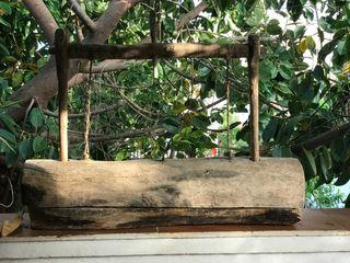 Prensa madera