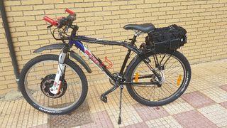bicicleta electrica unica