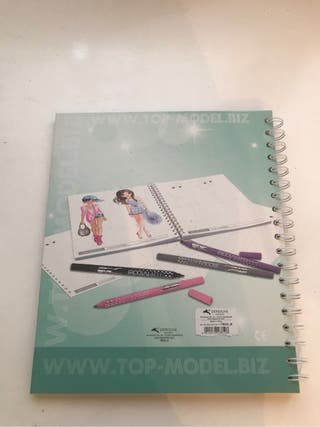 Cuaderno dibujo