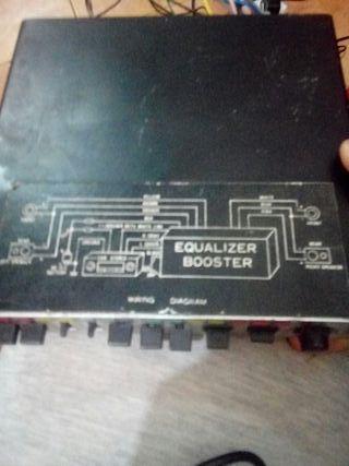 equalizador booster