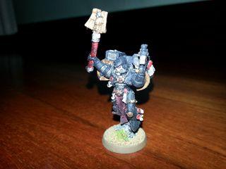 chaplain con retrorreactor