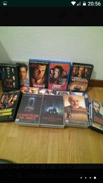 lotes de películas