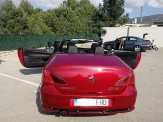 Peugeot 307cc descapotable 136cv Diesel HDI 2.0L