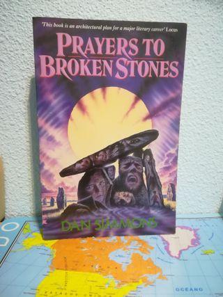 PRAYERS TO BROKEN STONES - DAN SIMMONS - EN INGLÉS