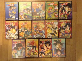 Dvd Dragon ball GT
