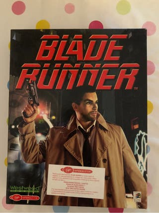Blade Runner Pc como nuevo