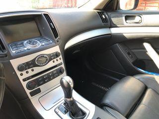 Infiniti G37 coupe blanco gasolina de 2010