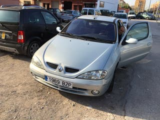 Renault Megane 1900 Dci Coupe