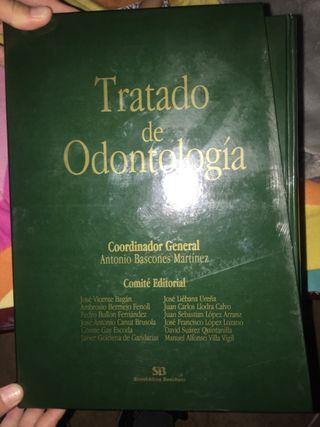 Libro:Tratado de odontologia 4 volumenes