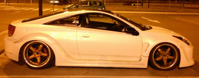 ¡REBAJADO! Toyota Celica APR gt-300