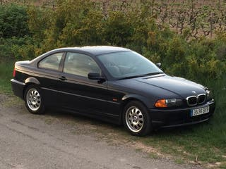 Bmw Serie 3 coupe 2001