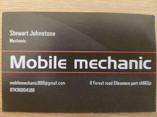 Mobile mechanic ellesmere port