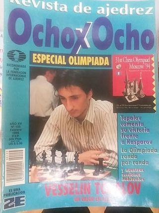 Ocho x Ocho (Revista de ajedrez)