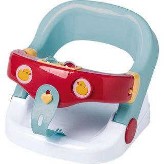 Kit baño bebé: hamaca y silla de baño