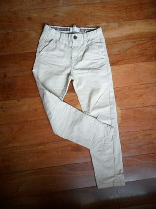 Pantalon chino niño Zara talla5/6