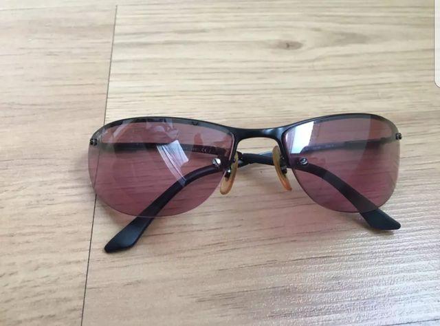 39a76bd9b40c5 Gafas de sol Rayban cristal rosa de segunda mano por 30 € en San ...