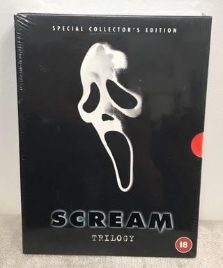 Película Scream Trilogy VO NUEVA
