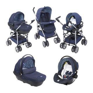 Carro bebé Trio Sprint Chicco