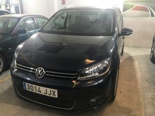 Volkswagen Touran tsi rline 2013