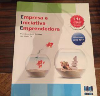 Libro empresa e iniciativa