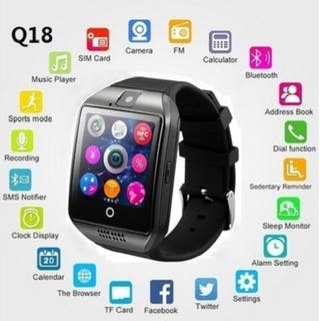 New Bluetooth Smart Watch