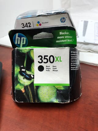 Cartucho impresora Negro 350 XL