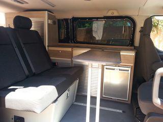 Ford Transit 2014 FURGONETA CAMPERIZADA