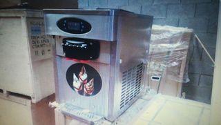 maquinas de helados soft nuevas oferta