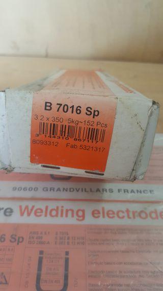 Electrodo soldar 3.2 x 350