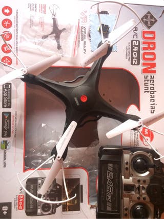 DRON R/C acrobacias stutn
