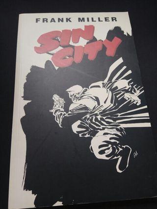 Cómic Sin City